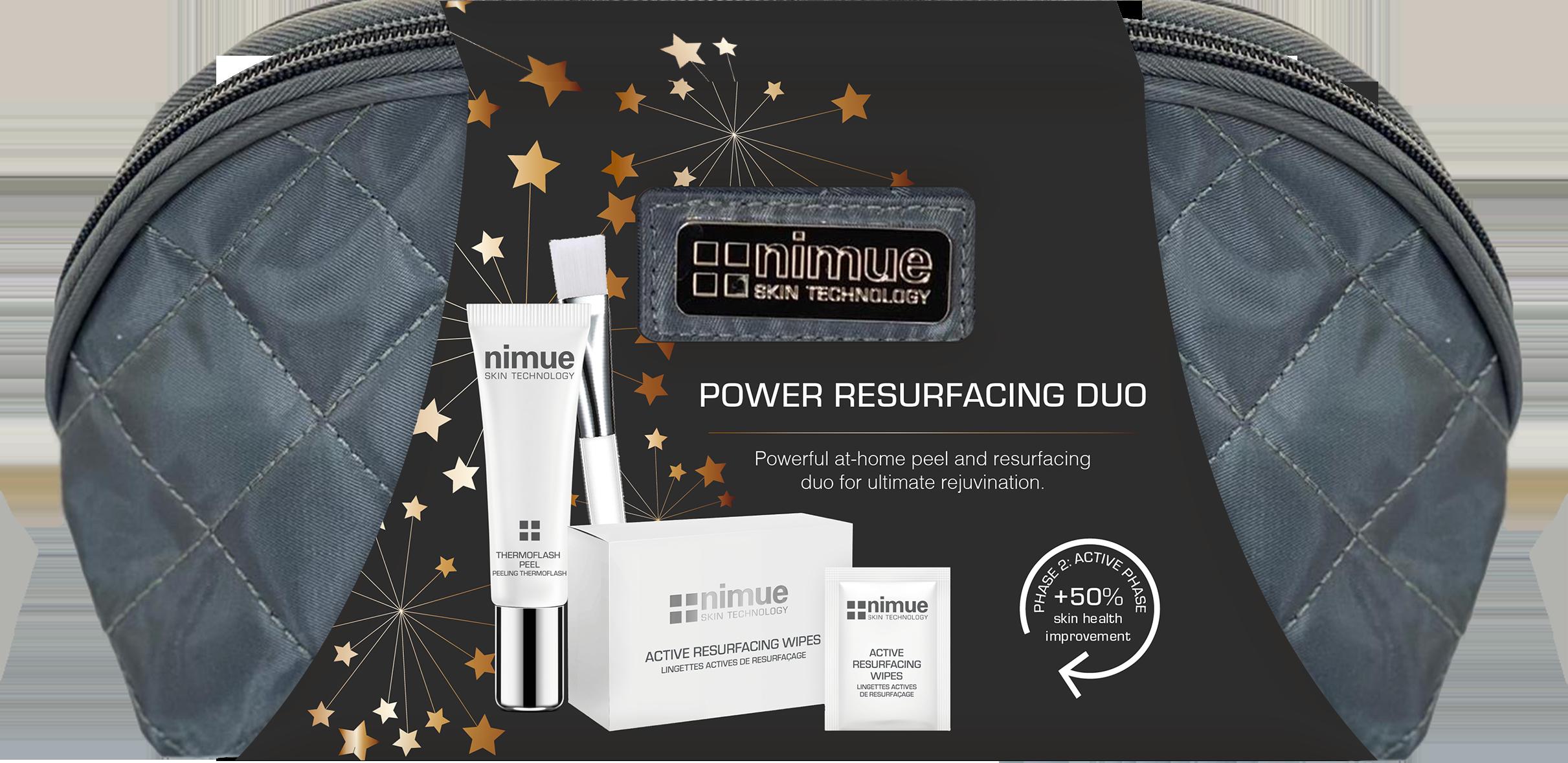 Nimue Power Resurfacing Duo